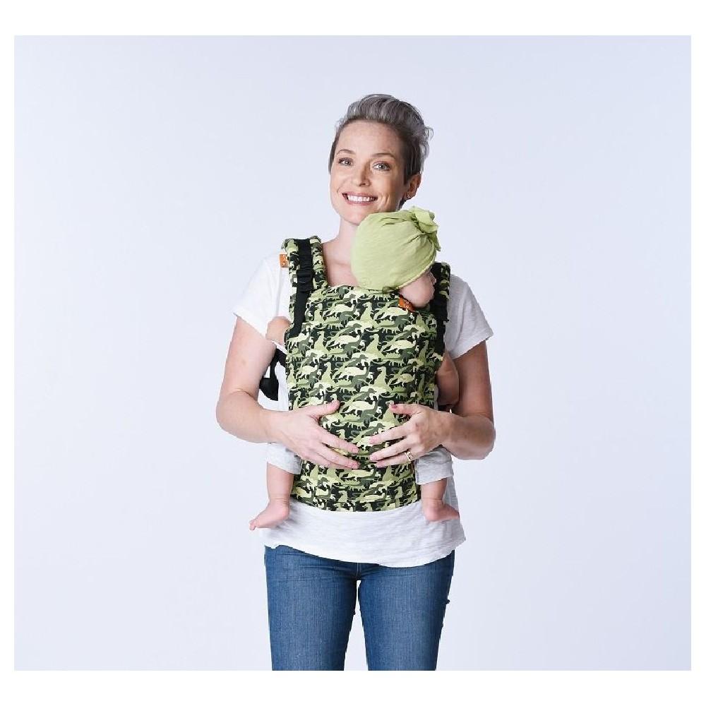Marsupio Tula Free to Grow Camosaur - Limited Edition