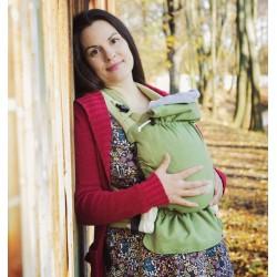 Storchenwiege BabyCarrier Verde