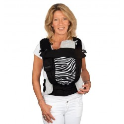 Bondolino Plus One Size Zebra Marsupio -  limited edition