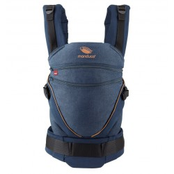 Marsupio Manduca XT Denim Blue Toffee