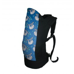 Rose and Rebellion Preschool Carrier Hanging Around