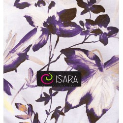 Isara The One Royal Orchid marsupio - canvas collection