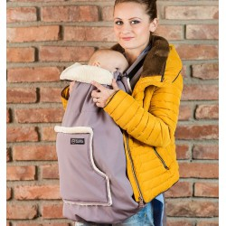 Isara Winter Cover - Frosted Almond Taupe