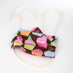 Mascherina Emeibaby Cookie - riutilizzabile