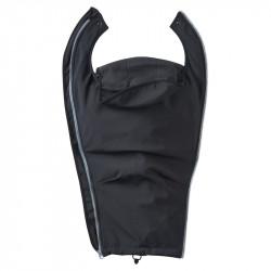 Mamalila Softshell Babywearing Jacket per papà - nero
