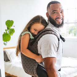 Tula Preschool Carrier Mason