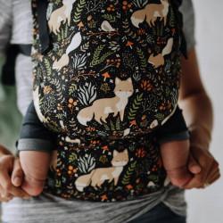 Tula Toddler Fox Tail
