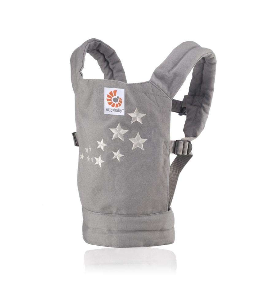 Ergobaby doll carrier galaxy grey - Marsupio porta bambole ...