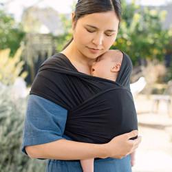 Ergobaby Fascia Porta Bebè Pure Black