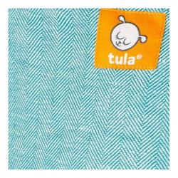 Tula Linen Free to Grow Reef marsupio neonato