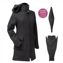 Mamalila cappotto di lana -...