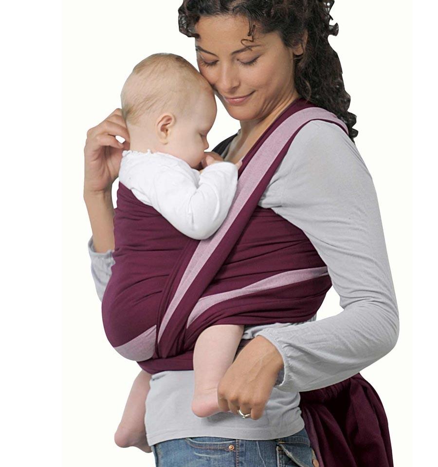 Carry sling berry fascia porta beb amazonas - Marsupio porta bambole ...
