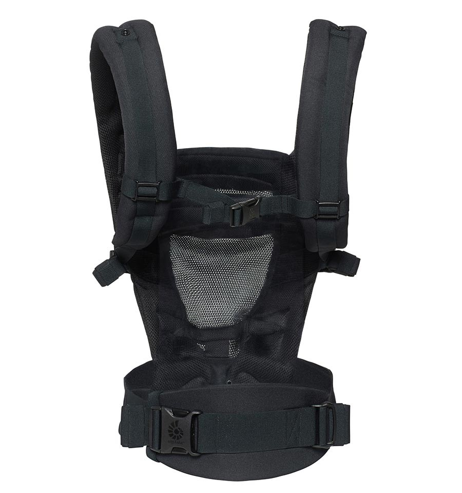 Ergobaby adapt carrier cool air mesh onyx black online - Marsupio porta bambole ...