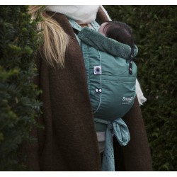 Snoozebaby KIss & Carry Forest Green